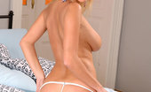 DDF Busty Zuzana D.5 Beautiful Babe Zuzana Drabinova Strips & Poses Nude For You