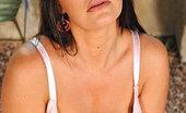 DDF Busty Rebecca Jessop Rebecca Jessop, G-Cup HUGE Tits, Flashing Her Pussy!