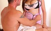 DDF Busty Marina Visconti Marina Visconti Gets Her Natural 34D Tits & Pussy Plowed