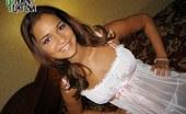 Porn Latina Cute Latina Doing Hard Oral Job In The Toilet