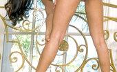New Sensations Sabrine Maui Pornstar Sabrine Maui Poses Nude In Her Black High Heels