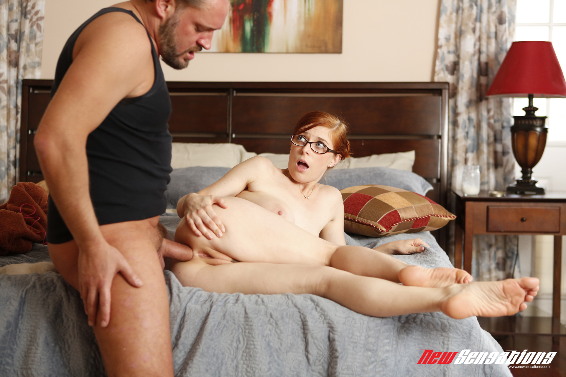 Alec knight teaches friend039s step daughter 7
