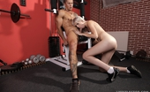 Life Selector Alexa Wild Brutal Gym Training 85046 Trainer Zack Is Not The Kind Of Man Who Takes It Lightly When Someone Wastes His Time. Zack Is Just About To Show Alexa Wide How To Burn Calories With His Very Special Training