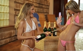 Life Selector Cayenne Klein & Doris Ivy Champagne Showers 85157 325873 Champagne Showers Are Guaranteed If You Celebrate New Year With Cayenne Klein And Doris Ivy. – Well, Isn'T It The Best Way To Start A Brand New Year? Happy And Nasty 2013 For Everyone!
