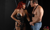 Sexy Vanessa In Submissive To Jay This Is Scene Number 5 Off My New DVD, Fifty Shades Of Vanessa,