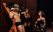 Sexy Vanessa Playing With Cock I'M Here With My Friends Ava Devine And Jean Van Jean. You See