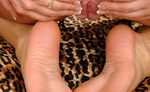 Hot Legs and Feet Joana3 Sexy Joana Strips And Plays With A Dildo And Her Stockings