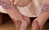 Hot Legs and Feet Thalia & Veronica Da Souza0 Horny Lesbian Brunettes Thalia &Amp; Veronica Da Souza Playing