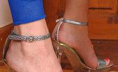 Hot Legs and Feet Ann Marie La Sante & Lana Hot Babes Ann Marie La Sante & Lana Fucking Pussy With Heels