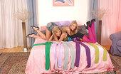 Hot Legs and Feet Summer & Victoria Tiffani Lesbians Summer & Victoria Tiffani Having Foot Fetish Fun