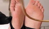 Hot Legs and Feet Midori Tanaka & Zuzana Z. Midori Tied Up & Got Her Feet Licked By Mistress Zuzana Z