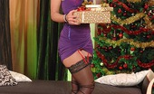 Hot Legs and Feet Tiffany Rousso Tiffany Rousso'S Great Christmas Shoe Fuck Treat Spectacular