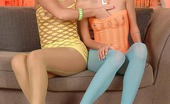 Hot Legs and Feet Mia Hilton & Zuzana Z. Enjoy Hot And Sensual Lusty Lesbian Fresh Foot Fetish Action