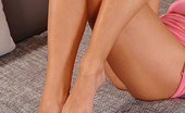 Hot Legs and Feet Mira & Zafira Lesbian Babes Mira & Zafira Go From Heels To Sucking Feet