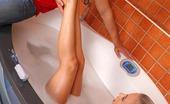 Hot Legs and Feet Chlo� Lacourt Cute French Blonde ChloÉ Lacourt Footjobs &Amp; Fucks In The Tub