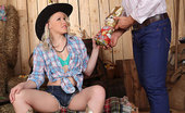 Hot Legs and Feet Lola Taylor Aka Baby L Cowgirl Lola Taylor Coaxes Out Cum With Her Footjob Skills