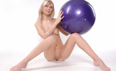 X-Art Reese Nude Sport Watch Gorgeous Blond Reese Do Her Morning Workout Totally Nude!