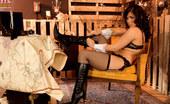 Leg Sex Miranda Kelly Snared In Her Nets