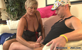 Monsters Of Jizz Granny 01 Nymfo Granny Handjob - Neighborly 60 YEAR OLD Mrs. Venderslice Has A Visitor.. He'S Delivering The Paper And She Owes For Three Weeks!