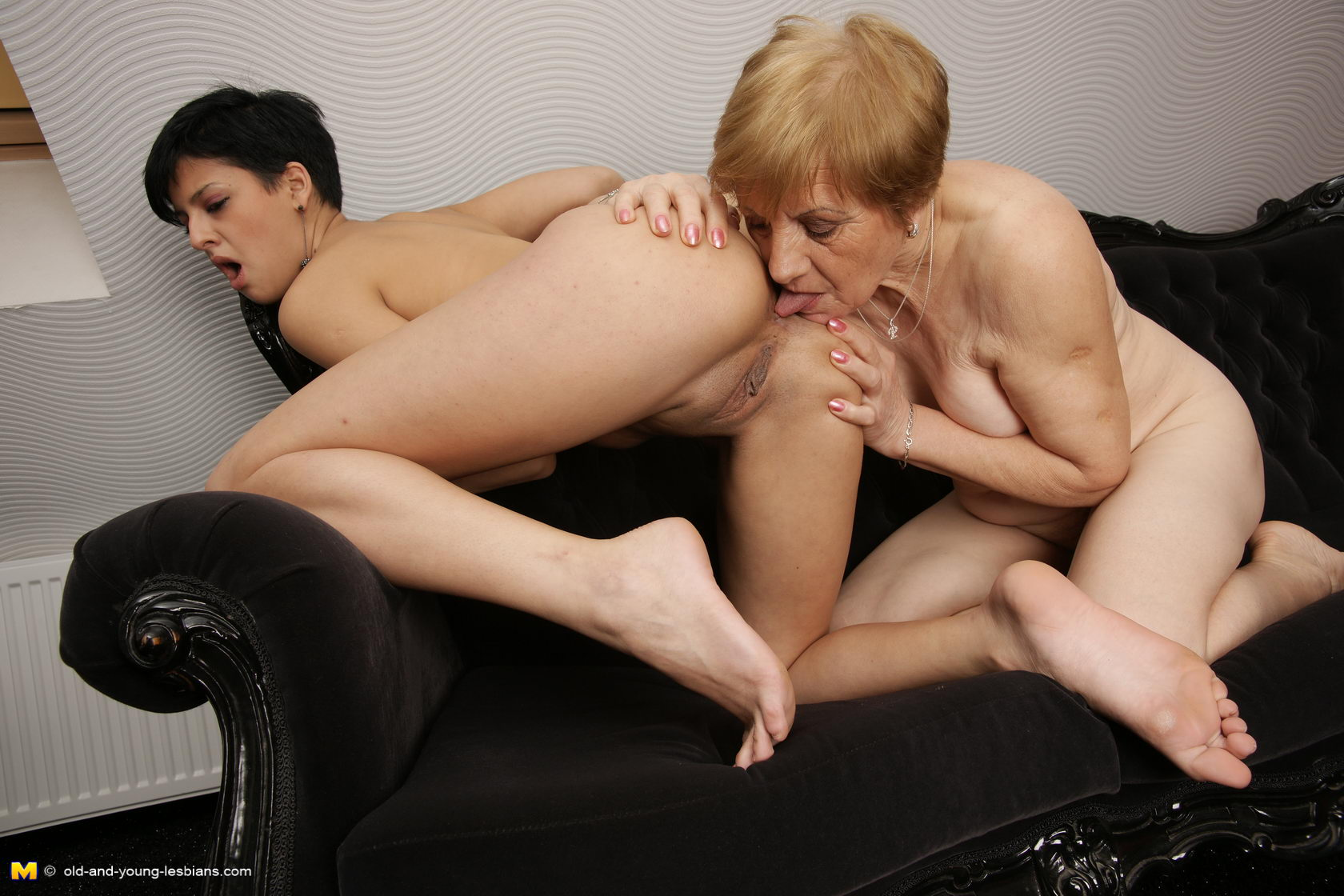 Old Young Lesbian Punish