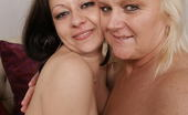 Old And Young Lesbian These naughty old and young lesbians go wild