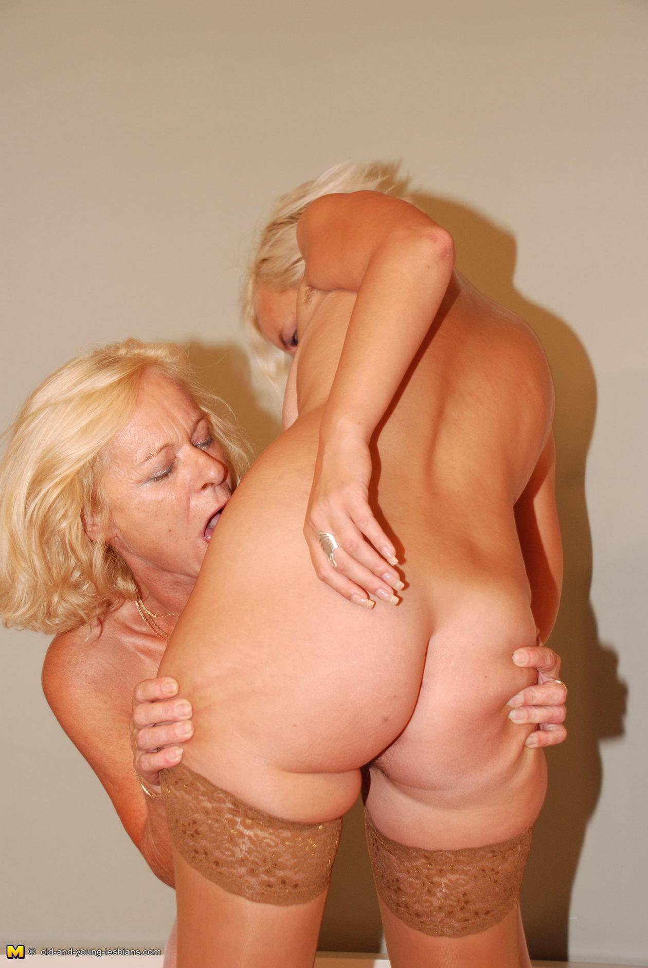Young Old Lesbian Amateur