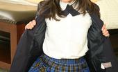 Fresh Outta High School Audrianna Sage Audrianna Sage Shows Whats Under Her Uniform