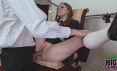 Fresh Outta High School Scarlett Fay Scarlett Fay'S After School Lesson Is In Hard Fucking