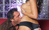 Stunners Eva Angelina Eva Devours Joey Cock And Then Wants More!