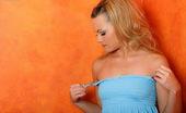 Stunners Skylynn 340241 Skylynn Lets You Peak Inside Her Panties