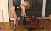 House Of Taboo Alexis0 See Sexy Alexis Masturbate With A Dildo Whilst Bound