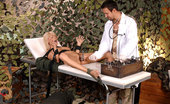 House Of Taboo Jasmine Rouge12 Dirty Dr Titus Experiments With Vulnerable Blond Jasmine