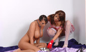 House Of Taboo Mandy Bright & Maria Belucci3 341623 Busty Nurses Releasing Their Hot Piss Stream On Each Other