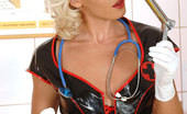 House Of Taboo Kathia23 Nasty Hot Horny Nurse Kathia Masturbates In Latex &Amp; Heels