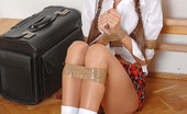 House Of Taboo Cameron Gold & Nessa Devil1 Bound Lesbian Schoolgirls Cameron Gold &Amp; Nessa Have Sex