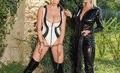 House Of Taboo Nikita Valentin & Shione Cooper Lesbians Nikita Valentin &Amp; Shione Cooper Have Hardcore Sex