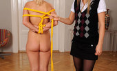 House Of Taboo Cindy White Blonde Naked Babe Cindy White Gets Bound Tight With Rope