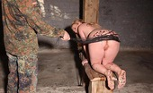 House Of Taboo Sunny Pregnant Sunny Gets Spanked & Waxed By Military Guy Joe
