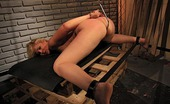 House Of Taboo Ionella Dantes 341911 Bound Babe Ionella Dantes Tortured & Fucked In Pussy & Ass