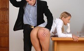 House Of Taboo Nikki Schoolgirl In Uniform Gets Panties In Her Mouth & Spanked