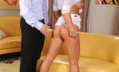 House Of Taboo Kassey Krystal Sexy Young Babe Kassey Krystal Gets Spanked Hard By Hard Guy