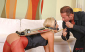 House Of Taboo Ivana Sugar Slave Girl Ivana Sugar Is Mastered And Pounded By Mr. Black!