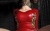 House Of Taboo Latex Lucy Gorgeous Cat Women Latex Lucy Craving A Big Black Cock!