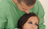 House Of Taboo Mira Sunset Sexy Patient Mira Sunset Gets Her Tasty Little Holes Worked