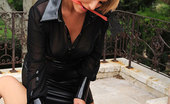House Of Taboo Bianka & Sandra Hill Blonde Babe Bianka Gets Disciplined Hard By Sandra Hill