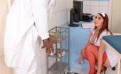 House Of Taboo Leila Moon Dirty Doctor Spanks, Probes &Amp; Fucks Naughty Nurse Leila Moon