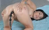 Fox Magazine Ashley Blue03 Ashley Blue GETS Dirty All By Her Lonsome!