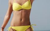 Upskirt Collection Teens in micro bikinis on the camera