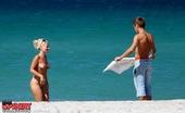 Upskirt Collection Bikini girls show nude asses and tits