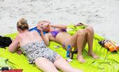 Upskirt Collection Nude tits and nude nub bikini girls